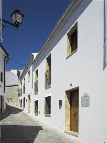 Promoción de 2 VPO en C/Córdoba - El Bosque